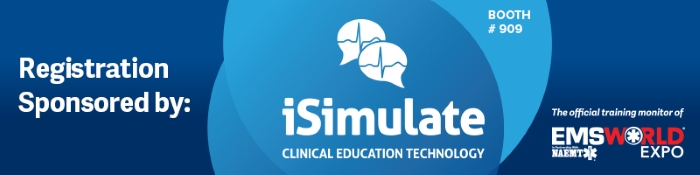 Registration Sponsored by iSimulate